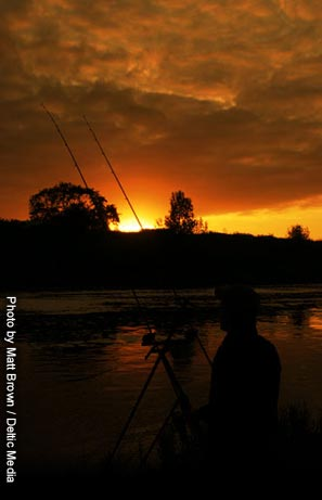 Barbel Fishing Bath